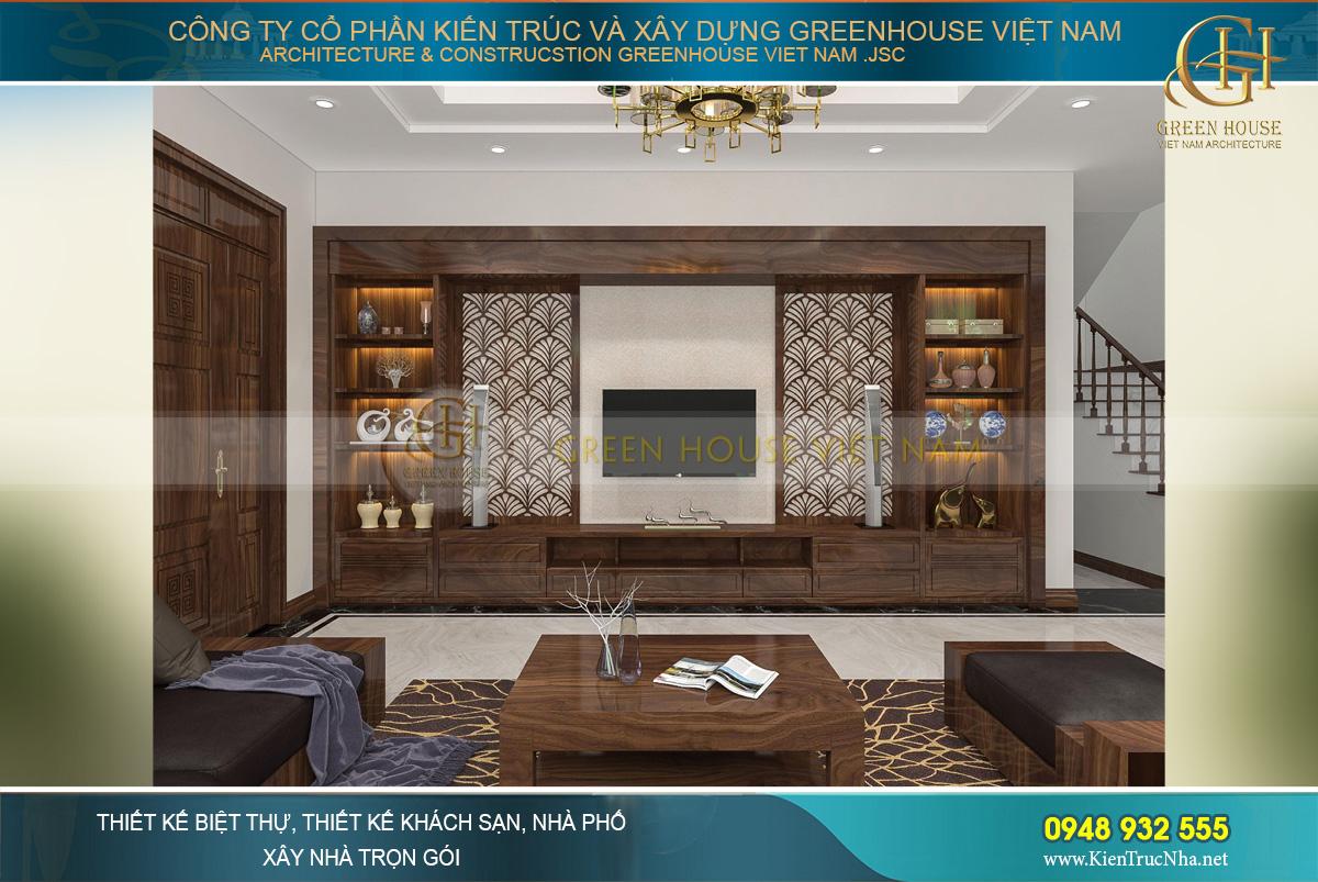 Những mẫu thiết kế nội thất gỗ đẹp được tìm kiếm nhiều nhất